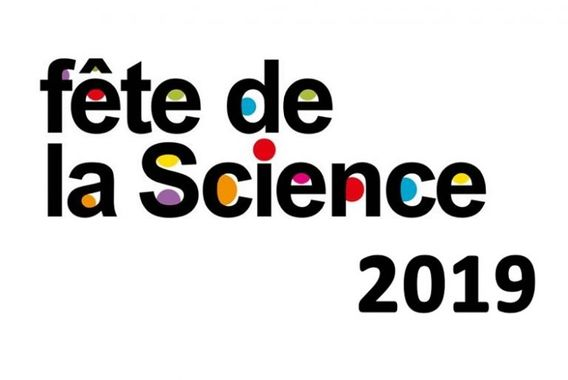 Logo Fete de la science 2019